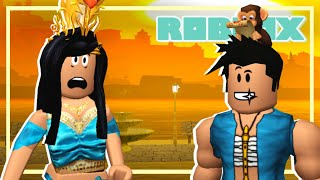 Poor To Rich: The Bloxburg Aladdin Story (Part 1) Roblox Roleplay Story