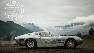 Iso Grifo A3/C: Recreating The Riveted Race Car