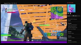 Fortnite chapter 2 Minty pik axe giveaway live stream #Grow #Fortnite #playstaion