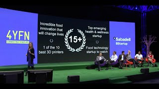Natural Machines Pitch At 4FYN