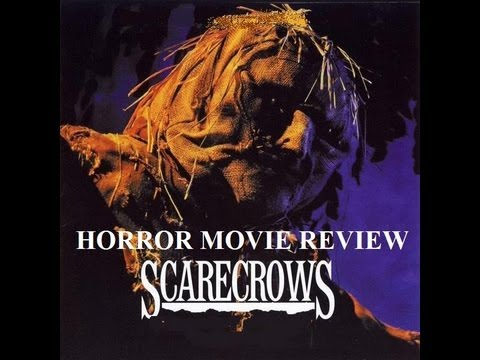 SCARECROWS ( 1988 Ted Vernon ) Horror Movie Review