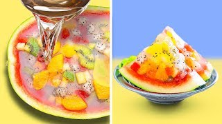 14 FRUIT HACKS FOR HOT SUMMER DAYS