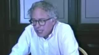 Bernie Sanders in 1985 praising Socialism