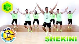 Coreografía Shekini. Ponte en forma en 5 minutos | BAILEACTIVO