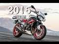 Triumph Street Triple R 2016 Review en Español
