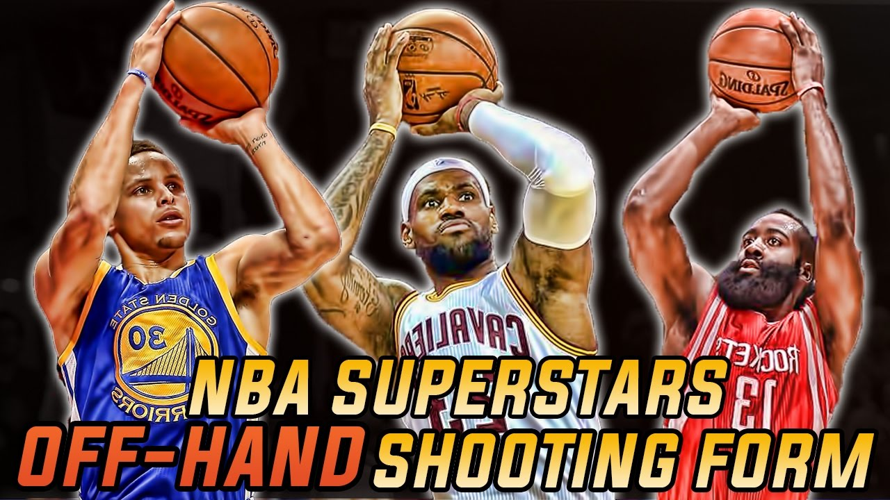 21ab24177a1f NBA SUPERSTARS SHOOTING