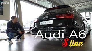 Audi A6 S Line Avant Rotor Диски /// Автомобили из Германии