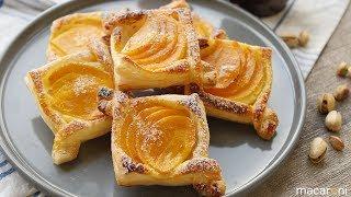「柿とクリームチーズのパイ」のレシピと作り方を動画でご紹介します。...
