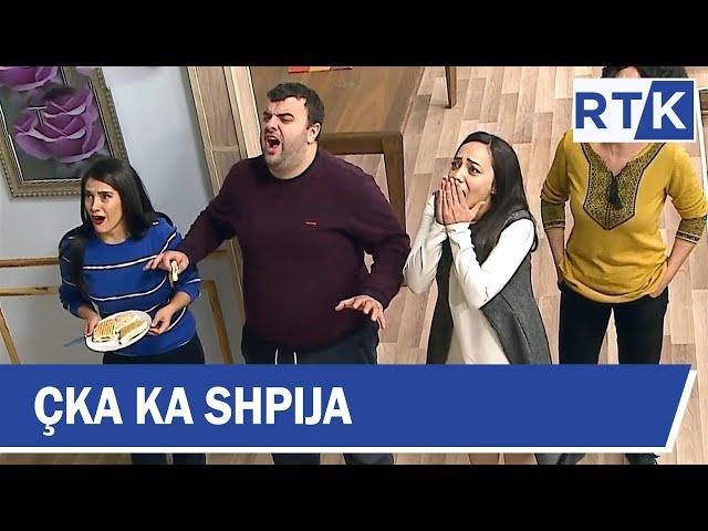 Çka ka Shpija - Episodi 7 Sezoni 5  29.10.2018