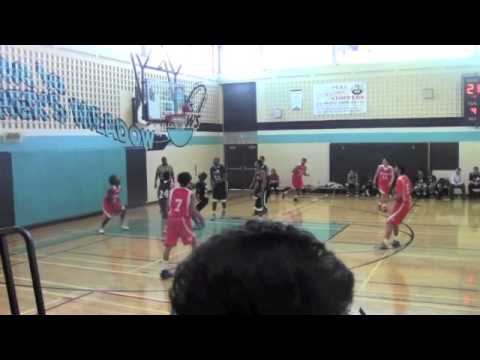 David Anderson's 2012-2013 Season Highlights