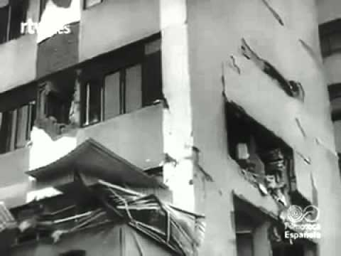 EB24DEJUNIO. Terremoto de Caracas - 1967