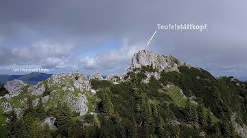 Meine Lieblingstour - Teufelstättkopf und Stein (Der schönste Ort im LK Garmisch-Partenkrichen)