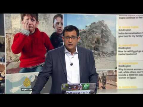 NewsGrid: Al Jazeera English