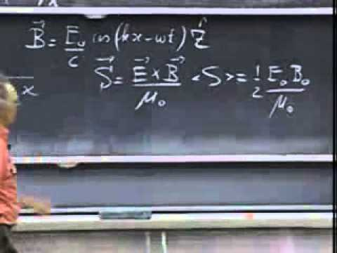 Lec 32: Review for Exam 3 | 8.02 Electricity and Magnetism, Spring 2002 (Walter Lewin)