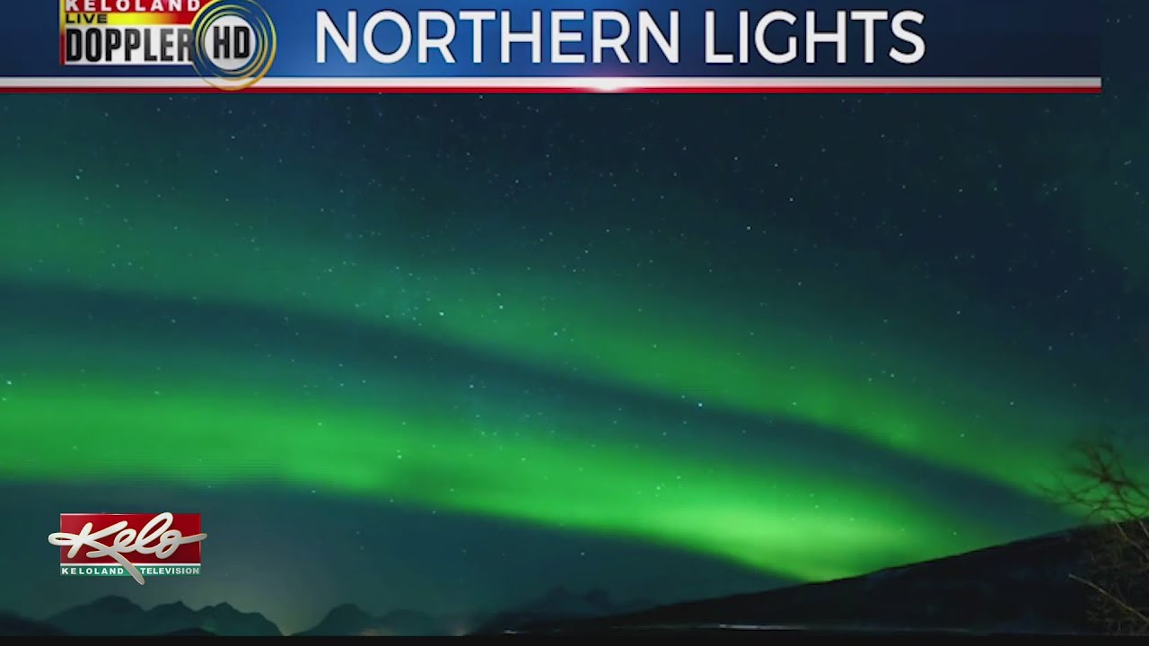 The Northern Lights May Be Visible Over Parts of the US Tonight ...
