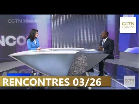 RENCONTRES 03/26/2018 INTERVIEW DE L'AMBASSADEUR DU GABON EN CHINE