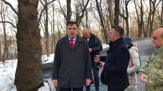 Посетили памятник героев Иловайска