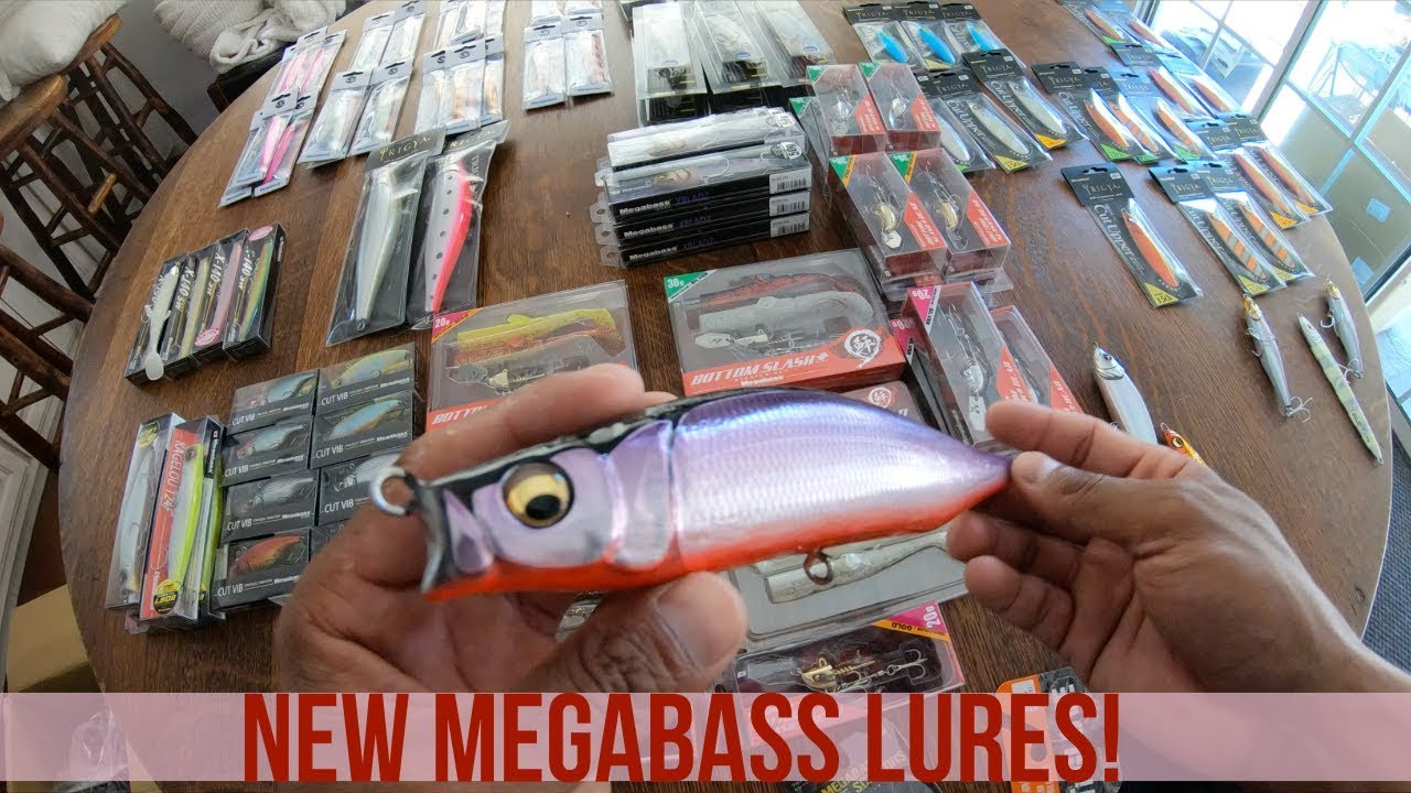 New Megabass Saltwater Lures Mail Call Trigya Pencil, Or Poi