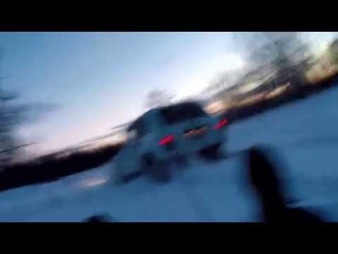 Winter 2015 - 10.01.15 Orenburg - Покатушки на плюшке (part 2)