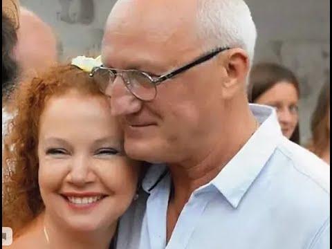 История большой любви Юрий Беляев и Татьяна Абрамова,ему-72, ей-45