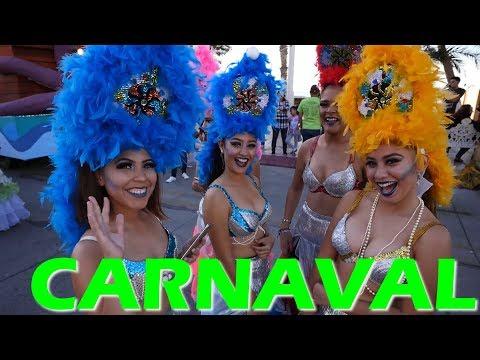 Carnival in La Paz! - Sailing Doodles Episode 75
