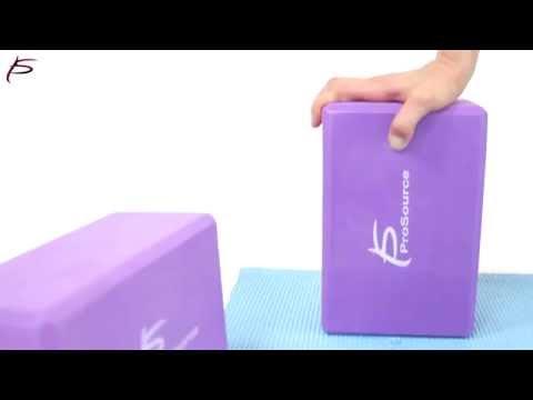 ProSource Foam Yoga Blocks