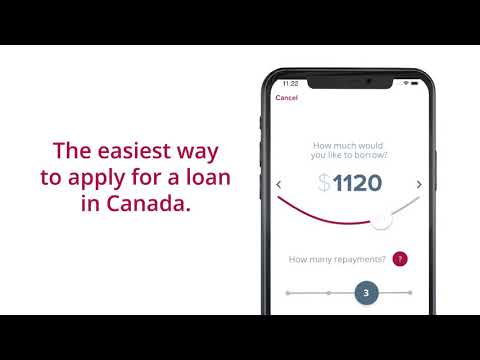 #1 IOS And Android App To Borrow Money In Canada