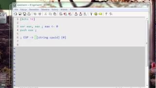 Gynvael's Videocast Asm #22: UD2 CPUID