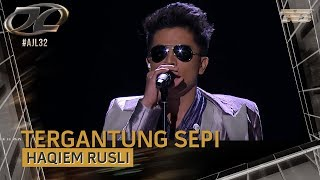 Download Mp3 #ajl32 | Haqiem Rusli | Tergantung Sepi