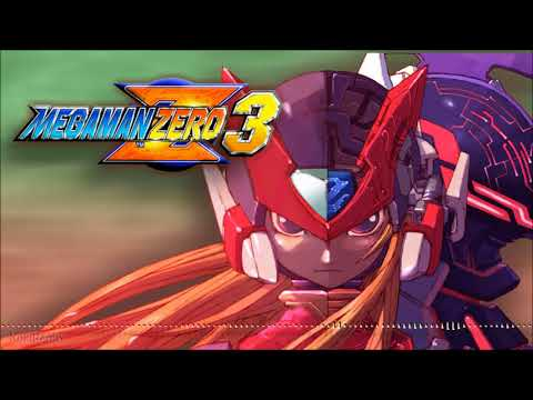 【Remix】Mega Man Zero 3  Cannon Ball ロックマンゼロ3  Cannon Ball BGMアレンジ