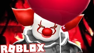 I'M THE MOST BRUTAL PENNYWISE IN ROBLOX!! | ROUMEAN ALMOST MAD WITH FEAR!!