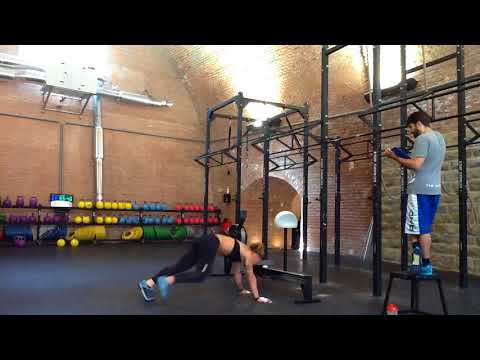 Vanessa Wagner GTD 17.1 -Team Crossfit WN