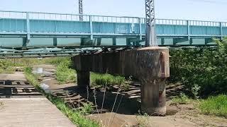 新城川橋りょう #JR津軽線 #青森市