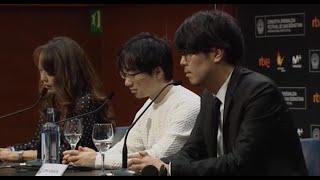 Press Conference ''Kimi No Na Wa / Your Name'' (O.S.) - 2016