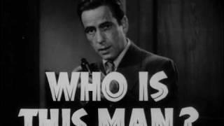 The Maltese Falcon (1941) Trailer