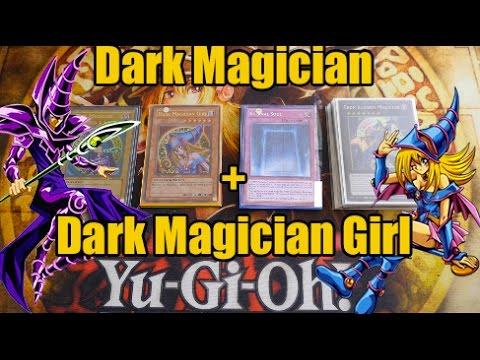 Dark magician girl deck profile cyber