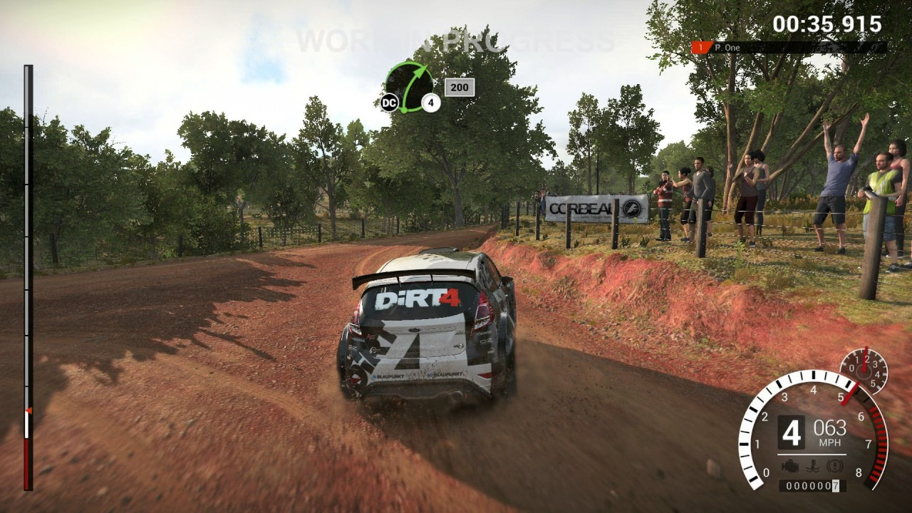 dirt 4 ford fiesta r5 gameplay youtube. Black Bedroom Furniture Sets. Home Design Ideas