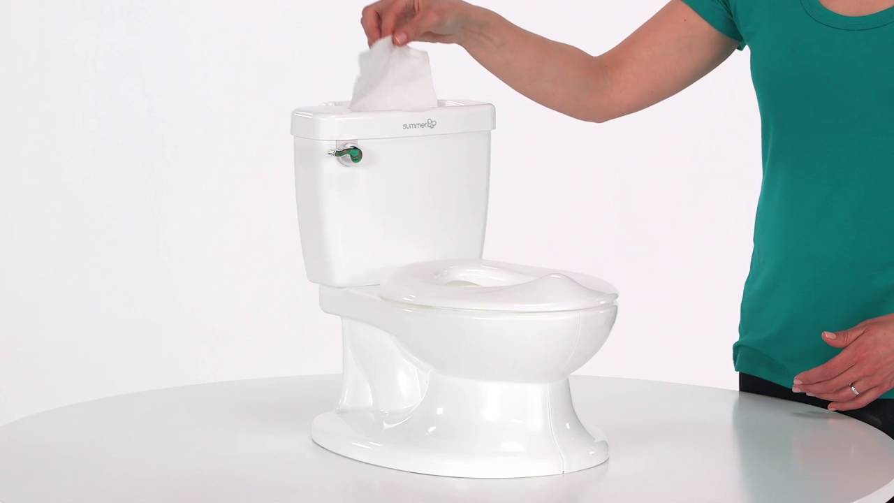 a76e26115fc Summer Infant My Size Potty - YouTube