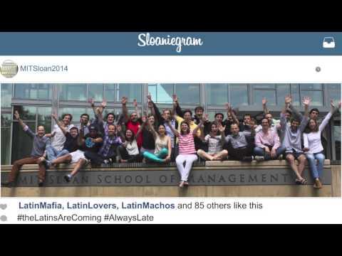 Sloaniegram - MIT Sloan Class of 2014