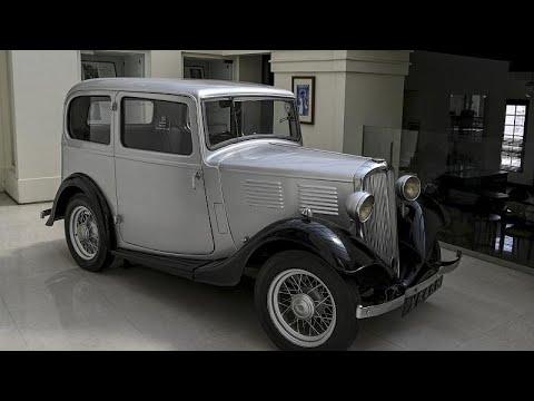 شاهد: أول سيارة  اشتراها الأمير فيليب أصبحت قطعة أثرية ملكية سريلانكية…  - نشر قبل 2 ساعة