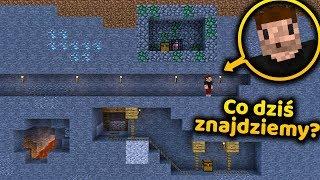 NOWE POMIESZCZENIE! - Minecraft Caveblock LIVE
