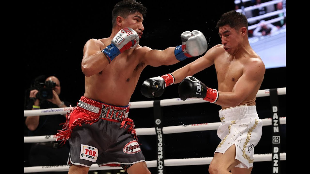Mikey Garcia Vs. Jessie Vargas Results: Winner, Decision, And ...
