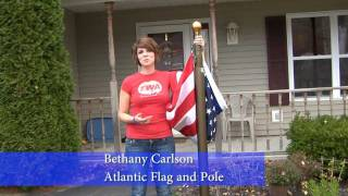 Telescoping Flagpole For Your Home or Business