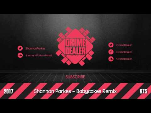 Shannon Parkes - Babycakes Remix (Instrumental) [2017 075]