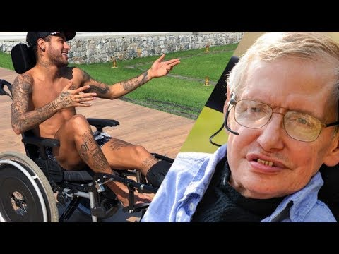 Neymar Jr TROLLS Stephen Hawking's After Death...WTF!