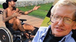 Neymar Jr TROLLS Stephen Hawking's After Death...WTF!