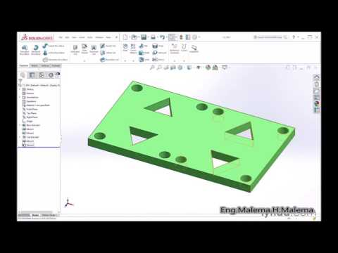 General Introduction in Solidworks 2