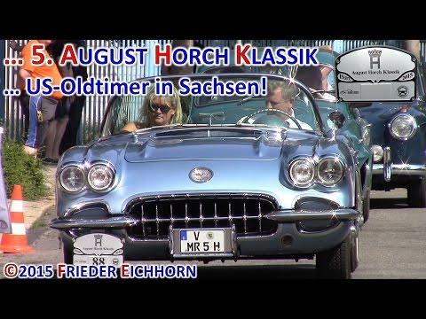 5. August Horch Klassik ... US-Oldtimer in Sachsen, Teil 8 ...