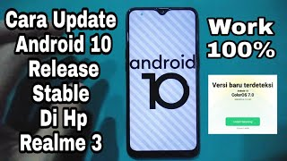 Realme 2 Pro New Realme Ui Stable Update F.07 Recieved With Cool Features   Android 10  🔥🔥.