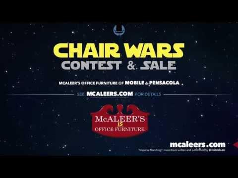 Chair Wars By McAleers Office Furniture